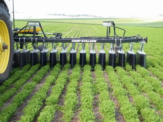 Crop Stalker Linkage Broadacre Shielded Sprayers